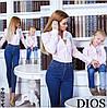 Рубашка детская арт 47562-101, фото 2