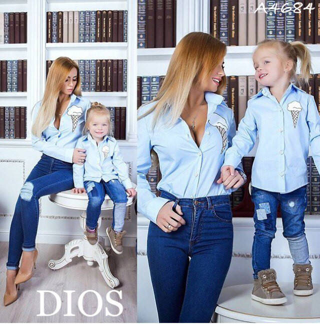 Рубашка детская арт 47562-101