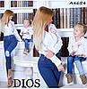 Рубашка детская арт 47562-101, фото 3