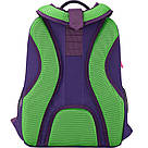 Рюкзак школьный каркасный (ранец) 703 Neon butterfly K17-703M-1, фото 4