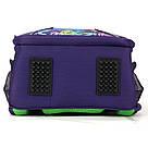 Рюкзак школьный каркасный (ранец) 703 Neon butterfly K17-703M-1, фото 10