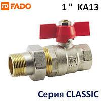 """Кран-американка FADO Classic PN30 25 1"""""""