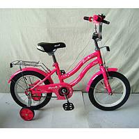 Детский двухколесный велосипед PROFI 14д. L1492
