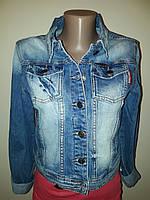 Джинсовая курточка женская Dimini 1051