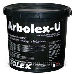 Arbolex-U (Арболекс-У) наносится до -15С