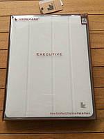 Кожаный чехол Jison Case Executive White для iPad 2/3/4