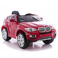 Машина джип на радиоуправлении T-791 BMW X6 RED (117*73.5*59см)
