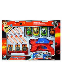 Игровое оружие с мягкими пулями и мишенями