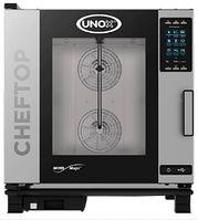 Пароконвектомат UNOX XЕVС-0711-ЕPR, линия PLUS