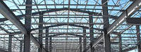 Изготовление металлоконструкций на многофункциональной портальной машине термической резки
