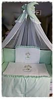 Комплект в детскую кроватку Ангельский сон.