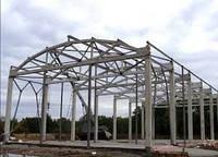 Быстро монтируемые стальные здания (БМЗ) производство монтаж