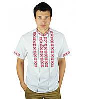 Чоловіча сорочка вишита хрестиком. Чоловіча вишиванка. Сорочка вишита чоловіча. Вишиті сорочки.