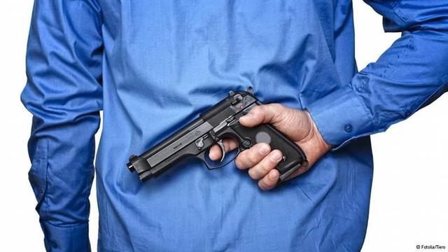 Ошибки скрытого ношения оружия