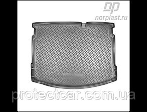 Поддон, коврик в багажник Nissan Qashqai (2008-2014) Ниссан Кашкай