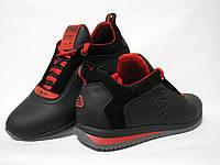 Обувь мужская кожаная Спорт Silver
