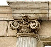 Полукапитель колонны-2