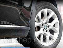 Брызговики BMW X5 2007-(82160416161;82160416163), кт. 4 шт