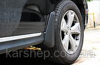Брызговики Subaru Forester 2013-кт. 4шт