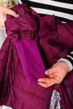 Куртка для девочки. Детская одежда. , фото 7