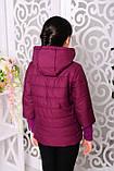 Куртка для девочки. Детская одежда. , фото 8