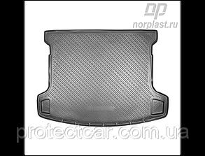 Поддон, коврик в багажник Nissan Qashqai 2+ (с 2008) Ниссан Кашкай 2+