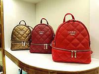 Рюкзак эко-кожа Gucci, декорирован молнией