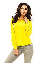 Ж174 Рубашка женская в расцветках, фото 3