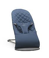 Babybjorn - кресло-шезлонг Bouncer Bliss, цвет синий
