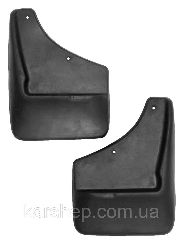 Брызговики на Mitsubishi ASХ  (10-) /задние (комплект - 2 шт)