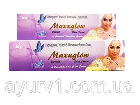 Гидрохинон, третиноин, мометазона крем / Maxiglow, Hidroquinone, Tretinoin & Mometasone Furoate Cream / 15 g