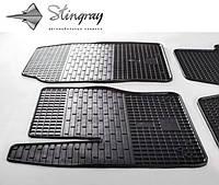 Коврики резиновые в салон Ford Focus C-Max с 2011- передние (2шт) Stingray