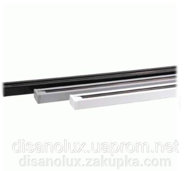 Шинопровод для трековых светильников 1м  белый