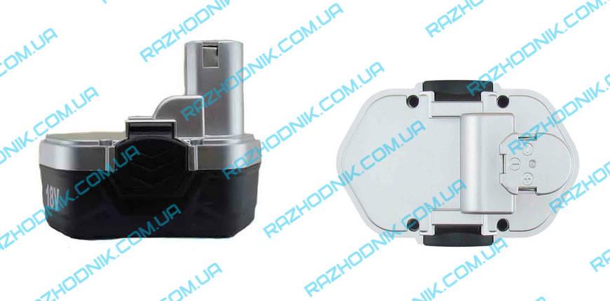 Аккумулятор на шуруповерт 18 В ( ПРОФИ), фото 2