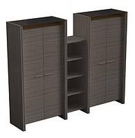 Шкаф гардероб Идеал I5.11.25 (2512*500*1990Н), фото 1