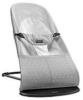 Кресло-шезлонг BABYBJORN Balance soft Mesh, Silver
