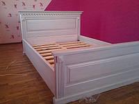 Спальня деревянная кровать массив ясеня, фото 1