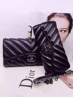 Клатч копия Chanel
