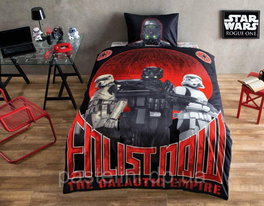 ТАС Детское постельное бельё Star Wars Glow (Cтарс варс глов)