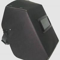 """Сварочная маска 25602 НН-С-405-У1 фибра, крепление """"Комфорт"""" (светофильтр 52мм x 102мм)"""