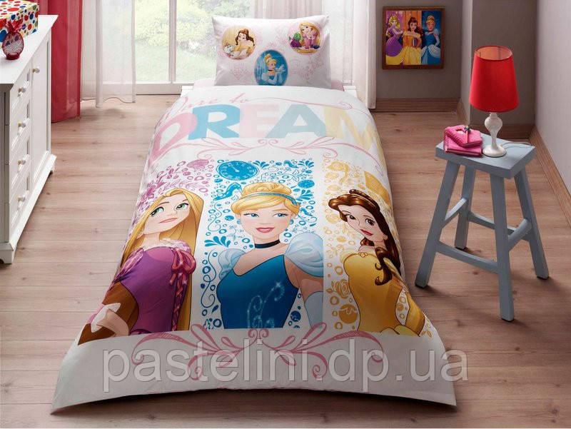 Детское постельное бельё TAC Princess Dream (Принцесс Дрим)