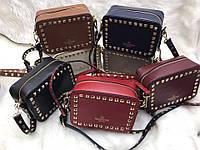 Сумка-чемоданчик женская Valentino