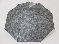 Жіночий напівавтомат зонт з малюнком турецького огірка, фото 1