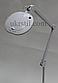 Лампа-лупа 6028 LED 3D с регулировкой яркости белый холодный и теплый свет, фото 4