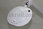 Лампа-лупа 6028 LED 3D с регулировкой яркости белый холодный и теплый свет, фото 5