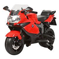 Детский электромотоцикл Z 283-3, красный