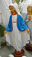 Скульптуры для памятников. Статуя Божьей Матери. Покрова 142 см бетон