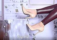 Туфли лодочки на Красной подошве