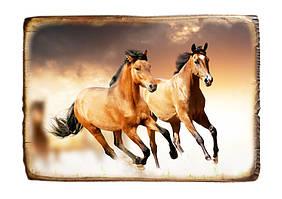 """Панно """"Лошади"""""""
