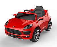 Электромобиль детский Porsche Macan T-768 RED